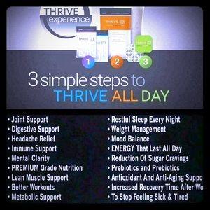 Sample Packs of Thrive